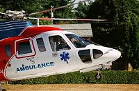 Air ambulace